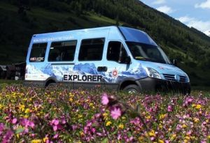 Switzerland Explorer Tourbus