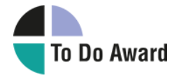 TO DO Award Logo